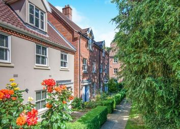 Thumbnail 4 bed terraced house for sale in Norwich, Norfolk
