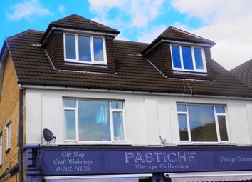 Thumbnail 3 bed flat to rent in Ashley Road, Poole