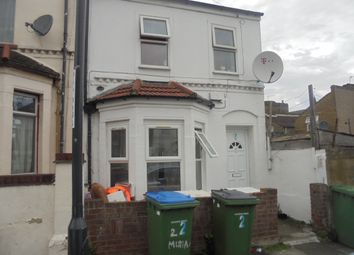 Thumbnail 3 bed end terrace house for sale in Miriam Road, Plumstead