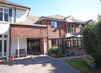 Thumbnail 1 bed flat for sale in Pyrford Gardens, Belmore Lane, Lymington, Hampshire