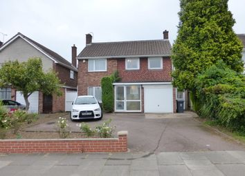 Thumbnail 3 bedroom detached house to rent in Wakerley Road, Evington, Leicester