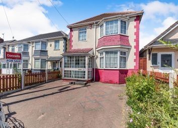 Thumbnail 3 bed detached house for sale in Causeway Green Road, Oldbury