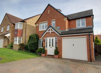 Thumbnail 5 bedroom detached house for sale in Lingfield, Houghton Le Spring