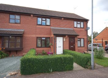 Thumbnail 2 bed terraced house to rent in Watermill Green, Thetford, Norfolk