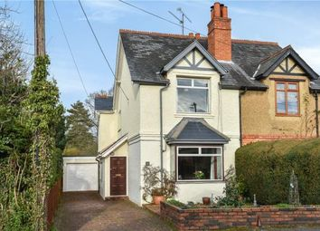 Thumbnail 4 bed semi-detached house for sale in Coronation Road, Yateley, Hampshire