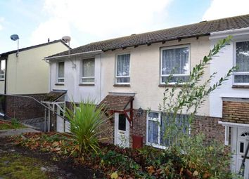 Thumbnail 3 bed end terrace house for sale in Longfield, Falmouth