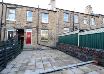 Thumbnail 2 bed terraced house for sale in May Street, Crosland Moor, Huddersfield