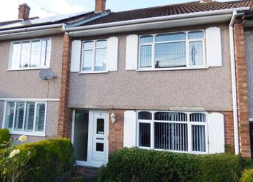 3 bed terraced house for sale in Rotherham Road, Whitmore Park, Coventry CV6