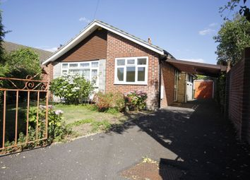 Cyprus Road, Fareham PO14. 3 bed detached bungalow