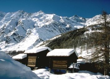 Thumbnail Leisure/hospitality for sale in Centre Of Saas Grund, Valais, Switzerland