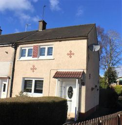 Thumbnail 2 bed end terrace house for sale in Montrose Avenue, Mount Vernon, Glasgow