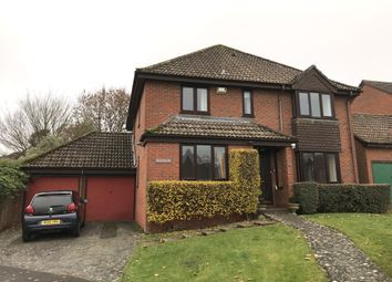 Thumbnail 4 bed detached house to rent in Briar Close, Gillingham