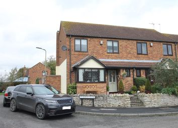 Thumbnail 3 bed semi-detached house for sale in Shadows Lane, Congerstone, Nuneaton