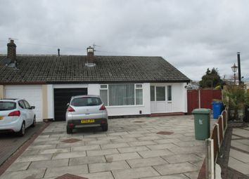 Thumbnail 2 bed bungalow to rent in Elcombe Avenue, Lowton, Warrington, Cheshire