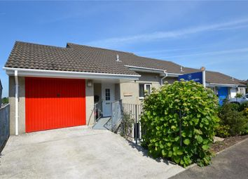 Thumbnail 3 bed semi-detached house for sale in Meadow Park, Liskeard, Cornwall