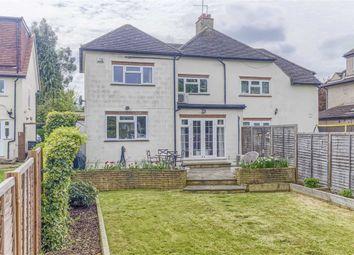 Thumbnail 3 bed semi-detached house for sale in Gills Hill Lane, Radlett, Hertfordshire