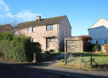 Thumbnail 3 bed semi-detached house for sale in 20 Strathesk Grove, Penicuik