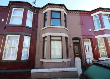 Thumbnail 3 bed terraced house for sale in Gloucester Road, Bootle