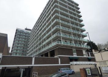 Thumbnail 1 bed flat for sale in Northampton House, Wellington Street, Northampton, Northamptonshire