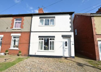 Thumbnail 2 bed semi-detached house for sale in Northlands Road, Winterton, Scunthorpe