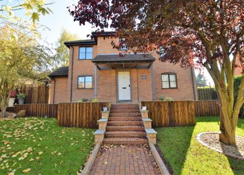Thumbnail 3 bed detached house for sale in Fairways, Toft, Bourne