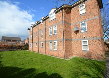 Thumbnail 2 bed flat for sale in Howden Way, Eastmoor, Wakefield, West Yorkshire