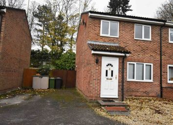 Thumbnail 3 bed semi-detached house to rent in Ellington Drive, Basingstoke