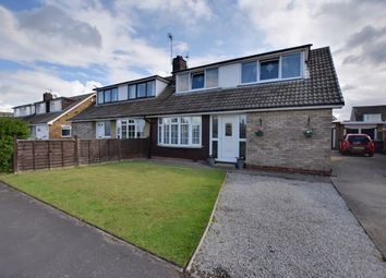 Thumbnail 3 bed semi-detached house for sale in Montague Road, Bishopthorpe, York