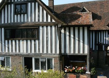 Thumbnail 2 bed terraced house to rent in Old Palace, High Street, Brenchley, Tonbridge