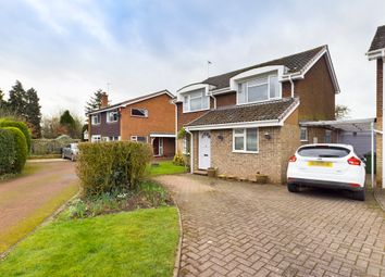 Trussell Close, Acton Trussell, Stafford, Staffs ST17. 4 bed detached house for sale