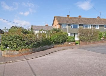 Thumbnail 3 bed end terrace house for sale in Woodbury, Exeter
