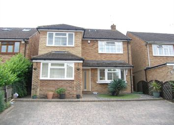 Thumbnail 4 bed detached house for sale in Bourne Road, Bushey
