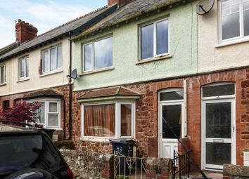 Thumbnail 3 bed terraced house for sale in Marshfield Road, Minehead