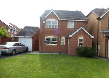 Thumbnail 3 bed detached house to rent in Glenmore Drive, Stenson Fields, Derby