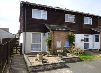 Thumbnail 2 bed end terrace house for sale in The Moorings, Littlehampton