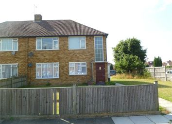 Thumbnail 2 bed flat to rent in Oak Way, Feltham