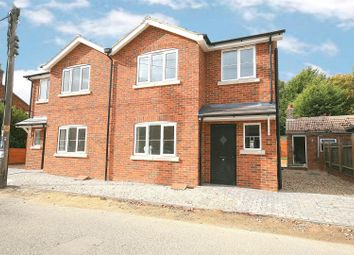 Thumbnail 3 bed semi-detached house for sale in School Lane, Eaton Bray, Beds