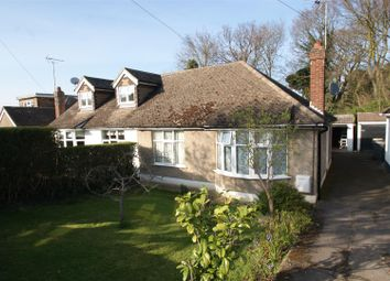Thumbnail 2 bed semi-detached bungalow for sale in Mendip Close, Rayleigh
