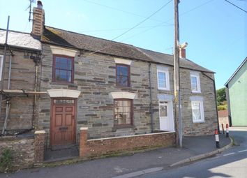 Thumbnail 3 bed terraced house for sale in High Street, Cilgerran, Cardigan