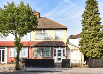 Thumbnail 3 bed end terrace house for sale in Capri Road, Addiscombe, Croydon