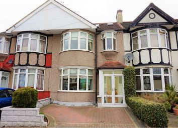 Thumbnail 4 bed terraced house for sale in Aintree Crescent, Barkingside