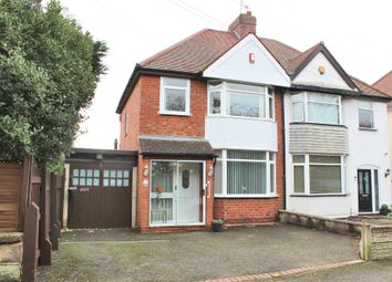 Thumbnail 3 bed semi-detached house for sale in Newfield Crescent, Halesowen
