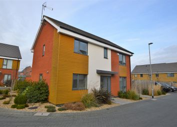 Thumbnail 4 bed detached house for sale in Redgate Place, East Leake, Loughborough