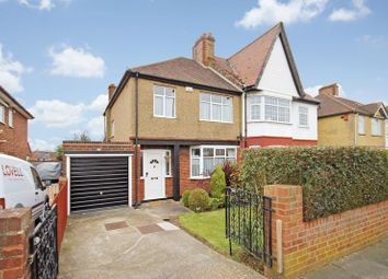Thumbnail 3 bed semi-detached house to rent in Ferrymead Avenue, Greenford