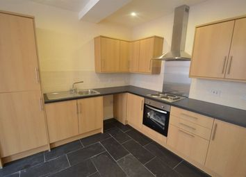 Thumbnail 2 bed flat to rent in Park Road, Central, Peterborough