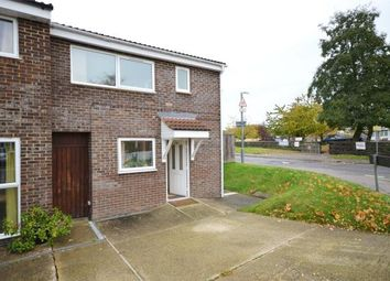 Thumbnail 2 bedroom end terrace house to rent in Plantation Close, Saffron Walden, Essex