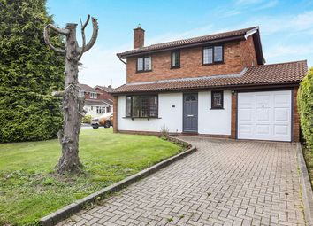 Thumbnail 4 bed detached house for sale in Edge Hill Drive, Perton, Wolverhampton, Staffordshire