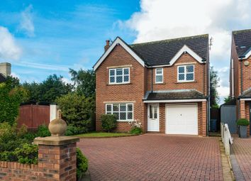 Thumbnail 4 bed detached house to rent in New Street, Halsall, Ormskirk