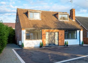 Thumbnail 4 bed detached house for sale in Red Lion Lane, Newbold Verdon, Leicester