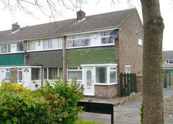 Thumbnail 3 bed end terrace house for sale in Courtney Court, Newcastle Upon Tyne